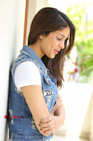 Telugu Actress Lavanya Tripathi Latest Pos in Denim Jeans and Jacket  0141.JPG