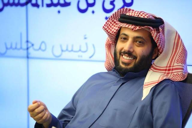 تصريحات قوية لتركي آل الشيخ قبل مباراة الزمالك وبيراميدز