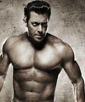 Body of Salman Khan