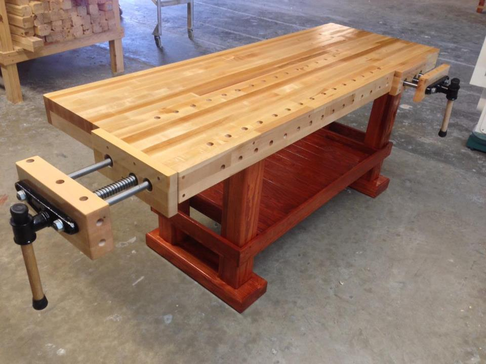 Woodwork Bench Design