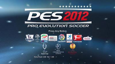PES 2012 QPES Patch 2012 Season 2012/2013