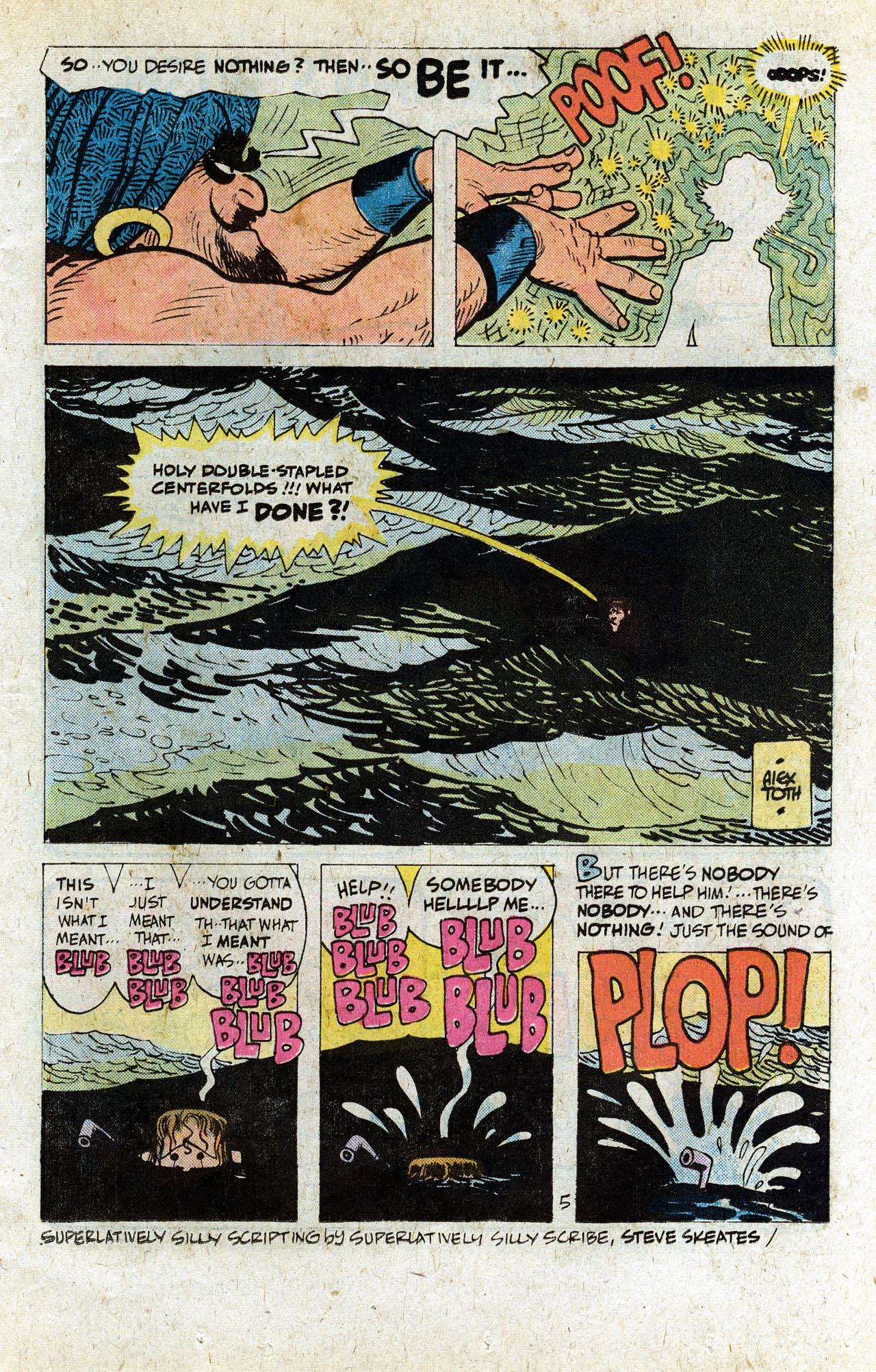 Read online Plop! comic -  Issue #11 - 11