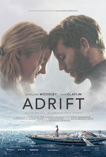 Adrift (BRRip 720p Ingles Subtitulada) (2018)