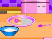 لعبة بنات طبخ لعبة تحضير كعكة اون لاين