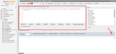 cara menggunaakan query sql