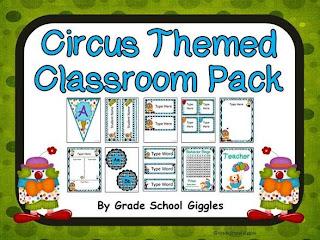 Grade School Giggles: August 2013