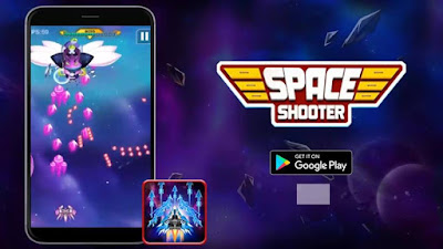 Space Shooter : Galaxy Shooting Apk + Mod Money for Android Offline