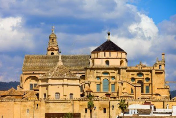 Great Cathedral And Mosque Cordoba Spain Tobias Kappel