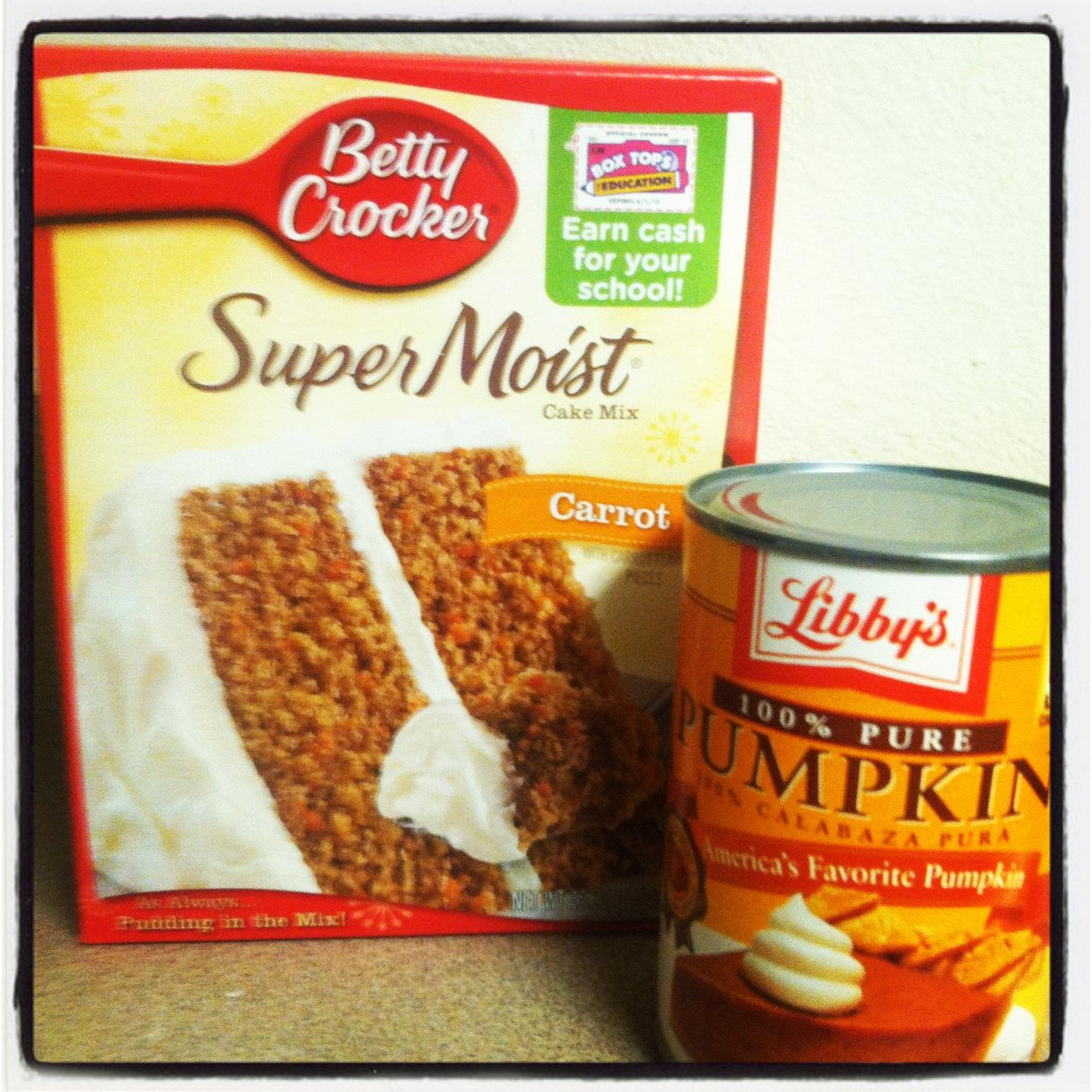 Kooking With Kari Skinny Carrot Cake Cupcakes With Cream