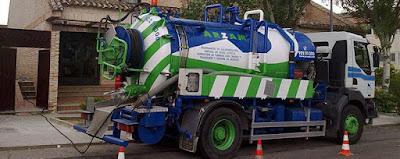 Limpieza de arquetas en Madrid