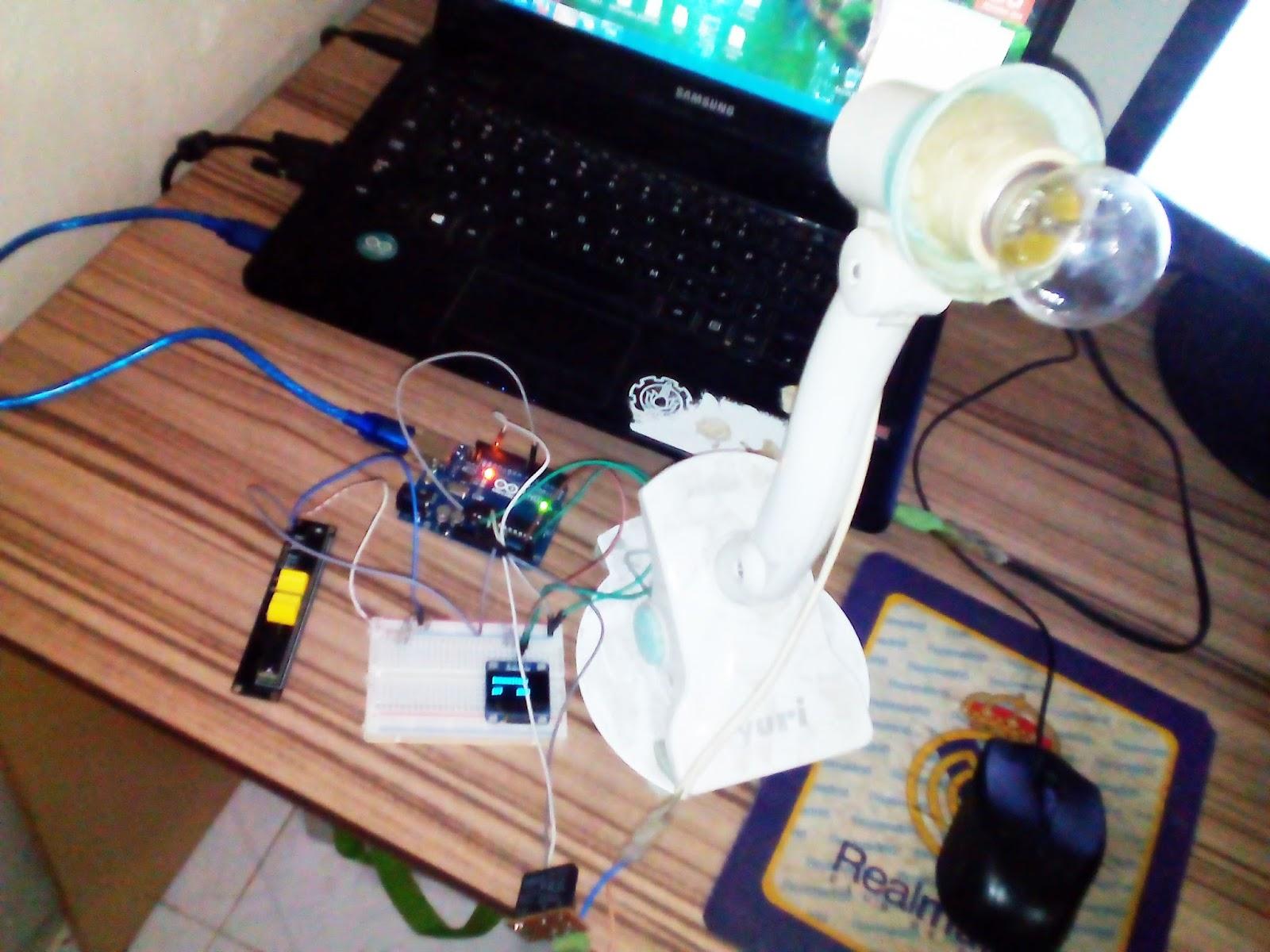 Membuat lampu dimmer menggunakan solid state relay ssr