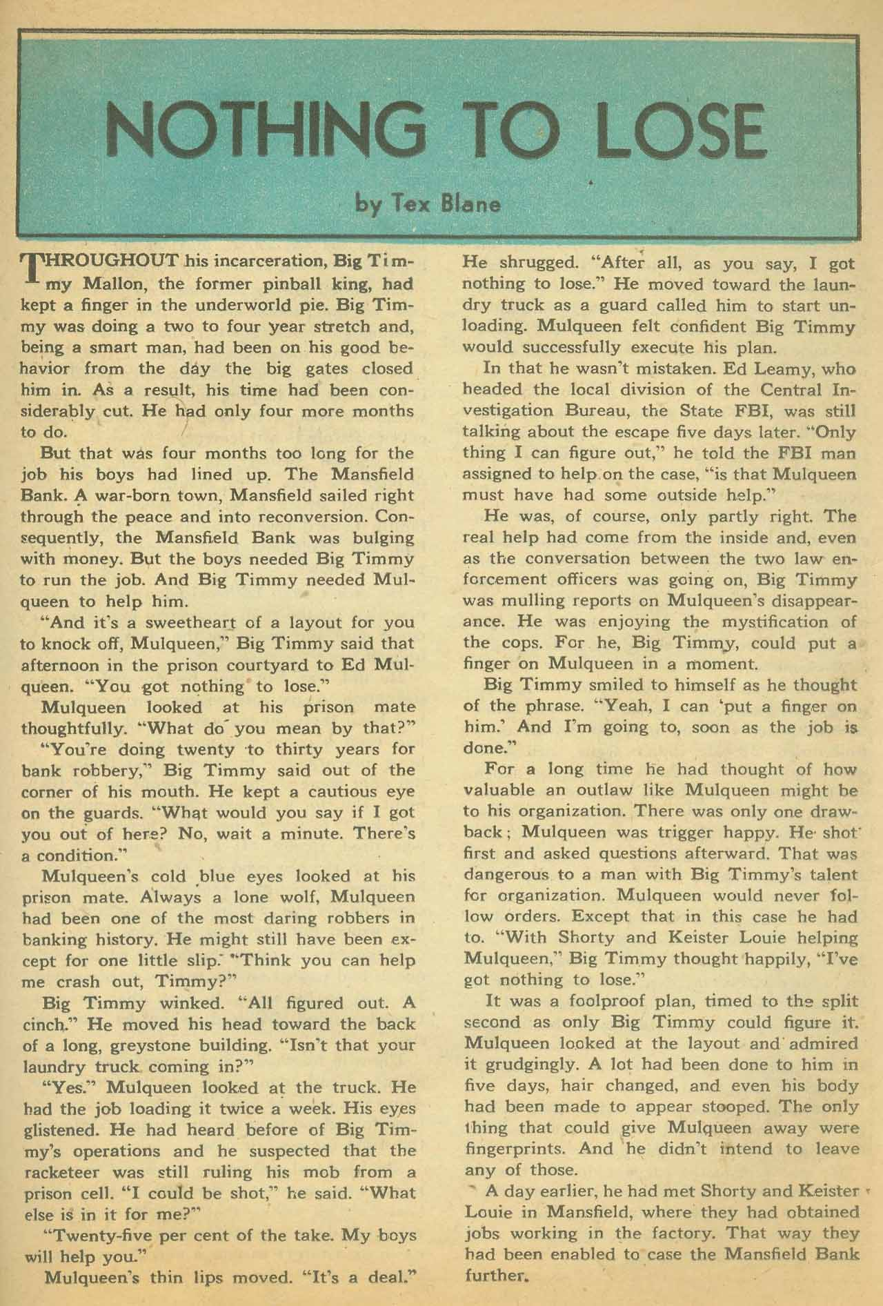 Detective Comics (1937) issue 127 - Page 33