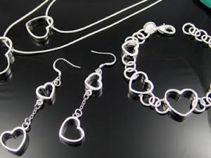 Joyas de plata, el regalo perfecto