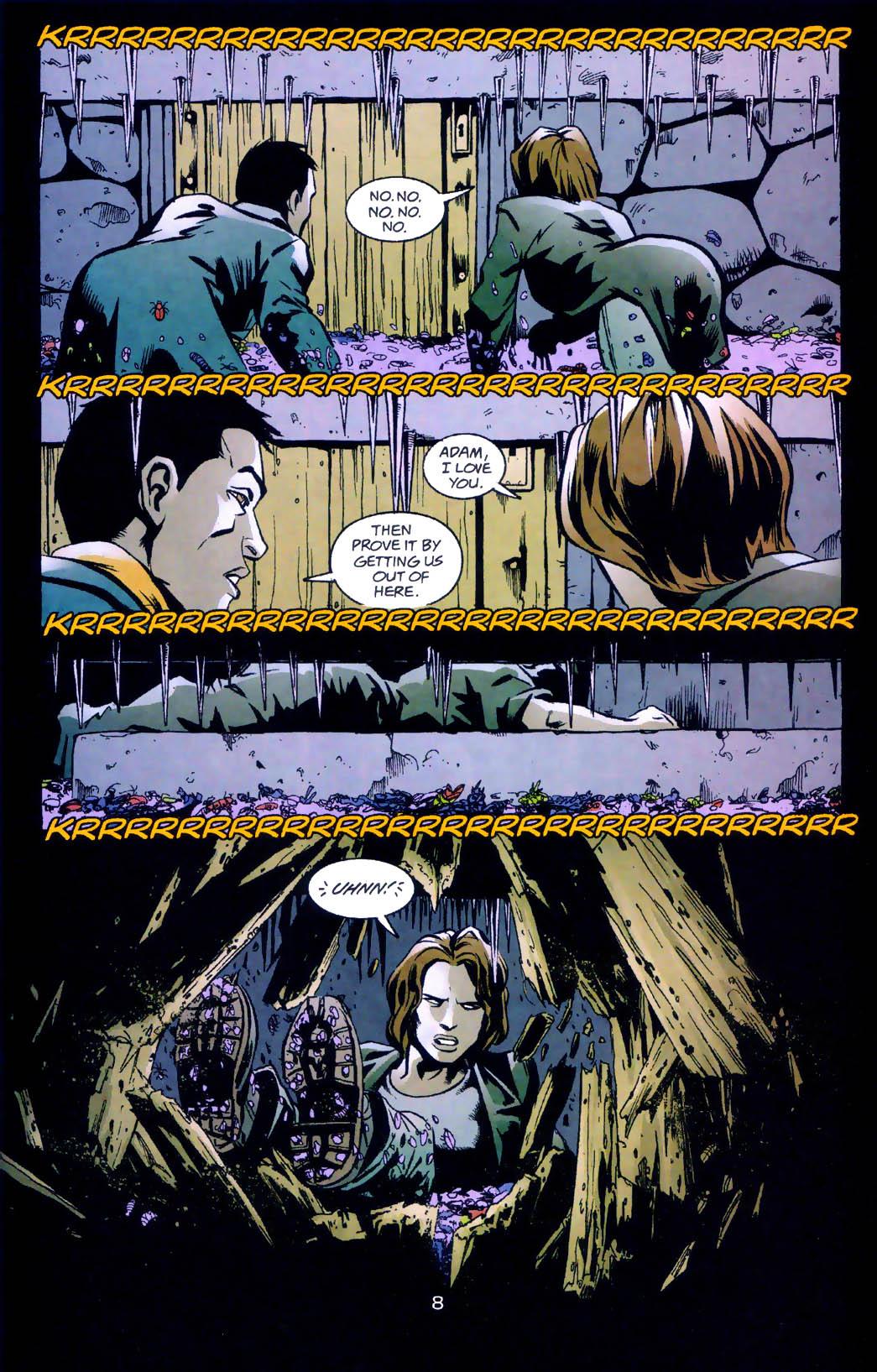 Read online Midnight, Mass comic -  Issue #5 - 9