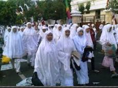 Amalan-amalan Sunnah Pada Saat Melaksanakan Sholat 'Ieid (Hari Raya Iedul Fitri)