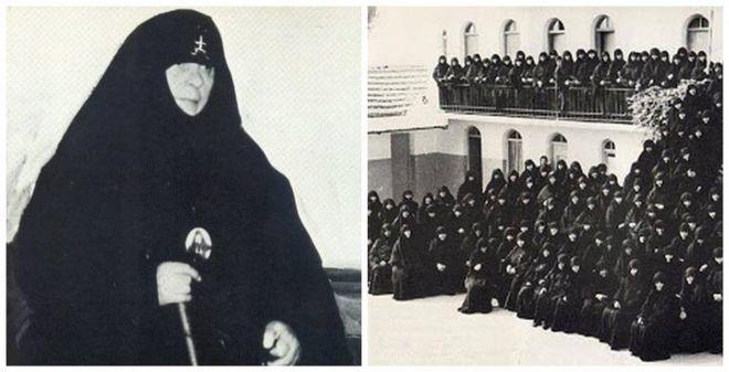 Η 'σατανική' ηγουμένη της Μονής Κερατέας