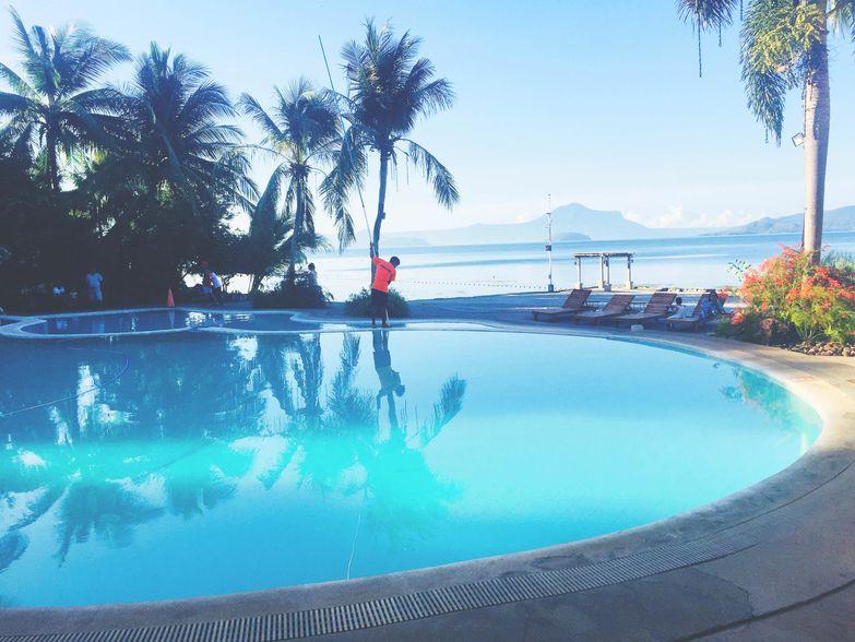 Swimming pool at Club Balai Isabel