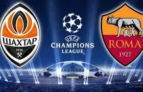 مباشر مشاهدة مباراة روما وشاختار دونيتسك بث مباشر 13-3-2018 دوري ابطال اوروبا يوتيوب بدون تقطيع