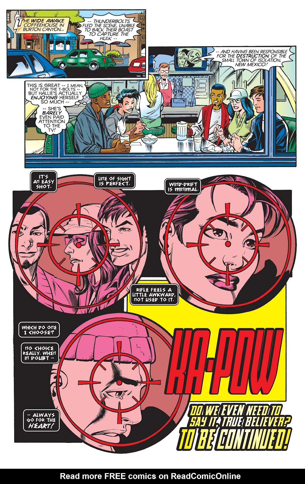 Read online Hawkeye & The Thunderbolts comic -  Issue # TPB 1 (Part 3) - 96