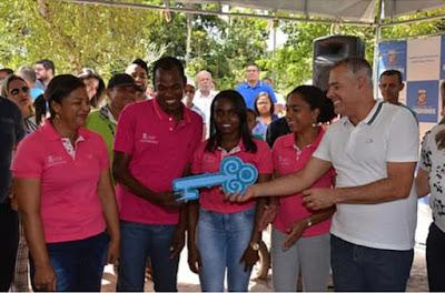 Alagoinhas: após reivindicações de Andro Gonsalves, posto de saúde é ampliado e reformado em Narandiba