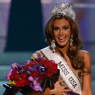 Erin Brady - Miss USA pageant 2013