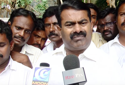 It Is Not Tamil Nadu – It's AMMA Nadu Or AYYA Nadu – Seeman