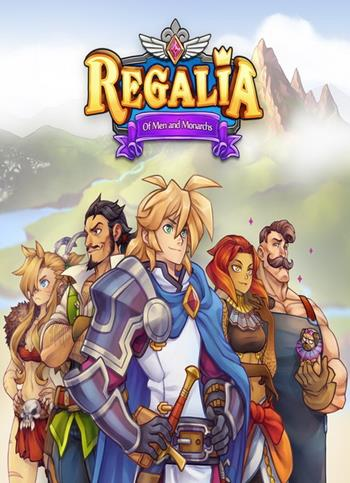 Regalia: Of Men and Monarchs PC Full