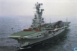 TNI Ternyata Pernah 'Baku Hantam' Dengan Kapal Induk Ini