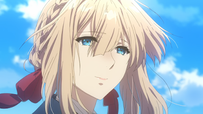 Violet Evergarden BD Episode 4 - 7 (Vol.2) Subtitle Indonesia