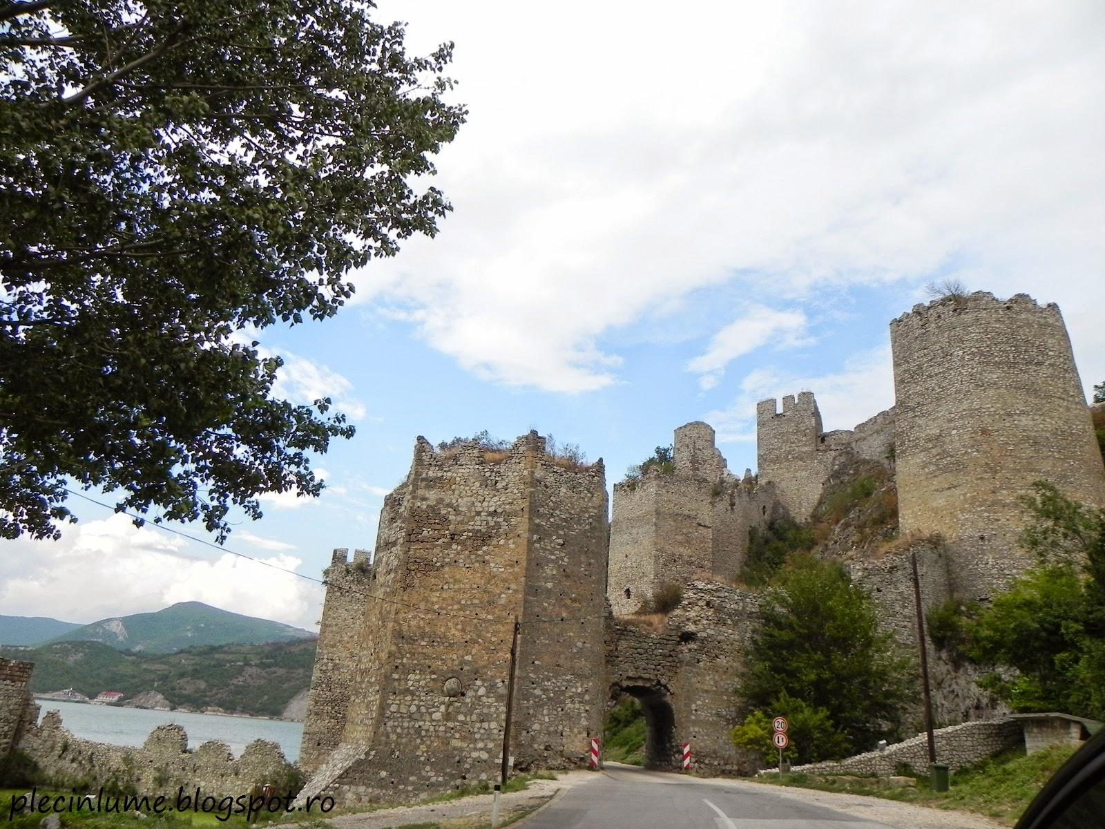 Cetatea Golubac (a porumbelului), Serbia