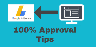 Google Adsense Approved For Website