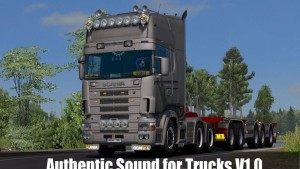 Trucks With Authentic Sound V1.0