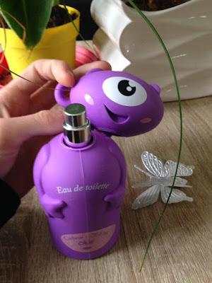 parfum d'enfants