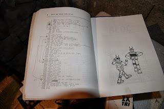 livre de basic pour ordinateur ZX81 de sinclair photos du livre jeux zx81