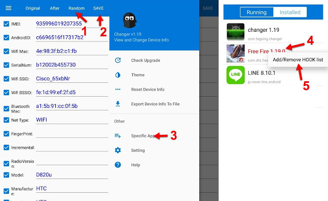 Cara Memperbaiki Banned Device Akun Free Fire Tanpa Root Sangat Gampang, Android Epic akan memberikan kalian tutorial cara mengatasi banned device di Free Fire.