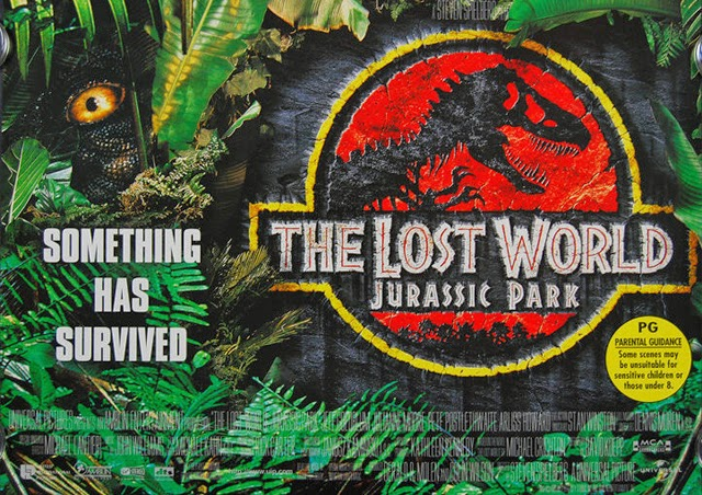 10 Things You Might Not Know About The Lost World Jurassic Park Warped Factor Words In The Key Of Geek