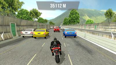 Highway Traffic Rider Terbaru v1.6.11 mod Apk (Unlimited Money)