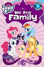 My Little Pony We are Family Books