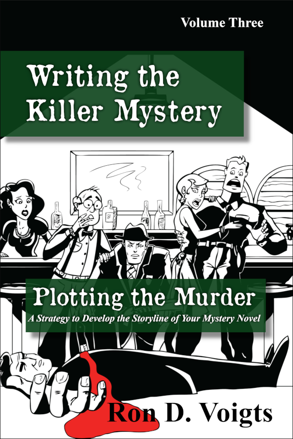 Writing the Killer Mystery