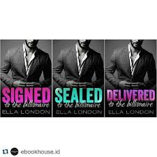 The Billionaire's offer book 1,2,3 by Ella London
