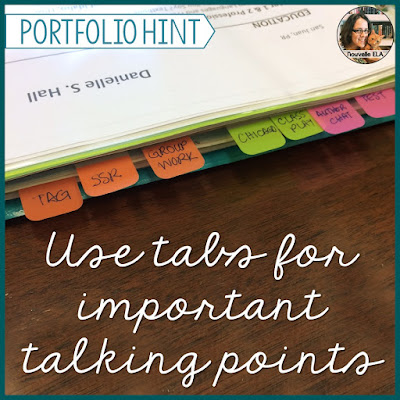A strong Teaching Portfolio can win you jobs or help you ace your annual review. Read this blog post for tips and resources for creating a portfolio that showcases your strengths and works for you. By Nouvelle ELA at the Secondary English Coffee Shop.