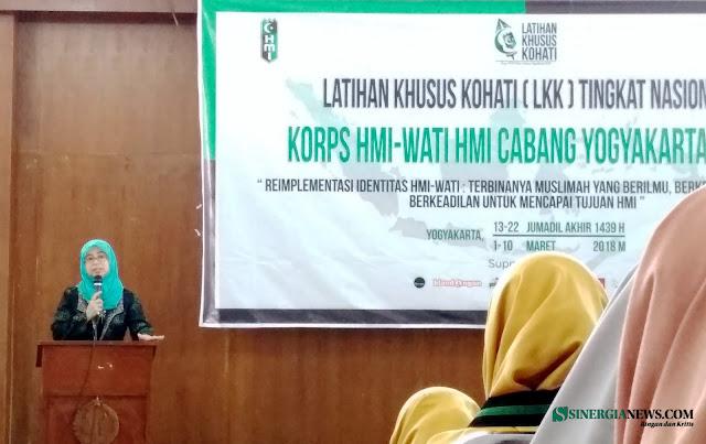 LKK KOHATI HMI Cabang Yogyakarta Soroti Persoalan Sosial dan Kemanusiaan