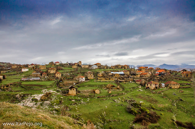 Rapesh village, Mariovo, Macedonia
