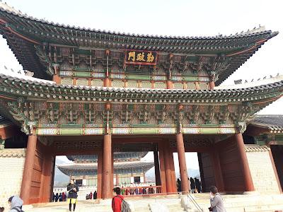 Istana Gyeongbok