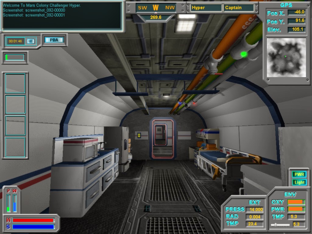CPU-MAG: Mars Colony:Challenger Download Free Full Version ...