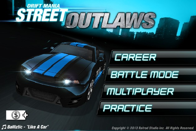 Drift Mania Street Outlaws APK Mod v1.14 +Data (Unlimited money)