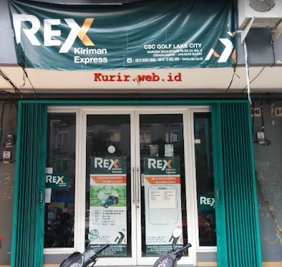 Alamat Agen REX Kiriman Express Di Jakarta