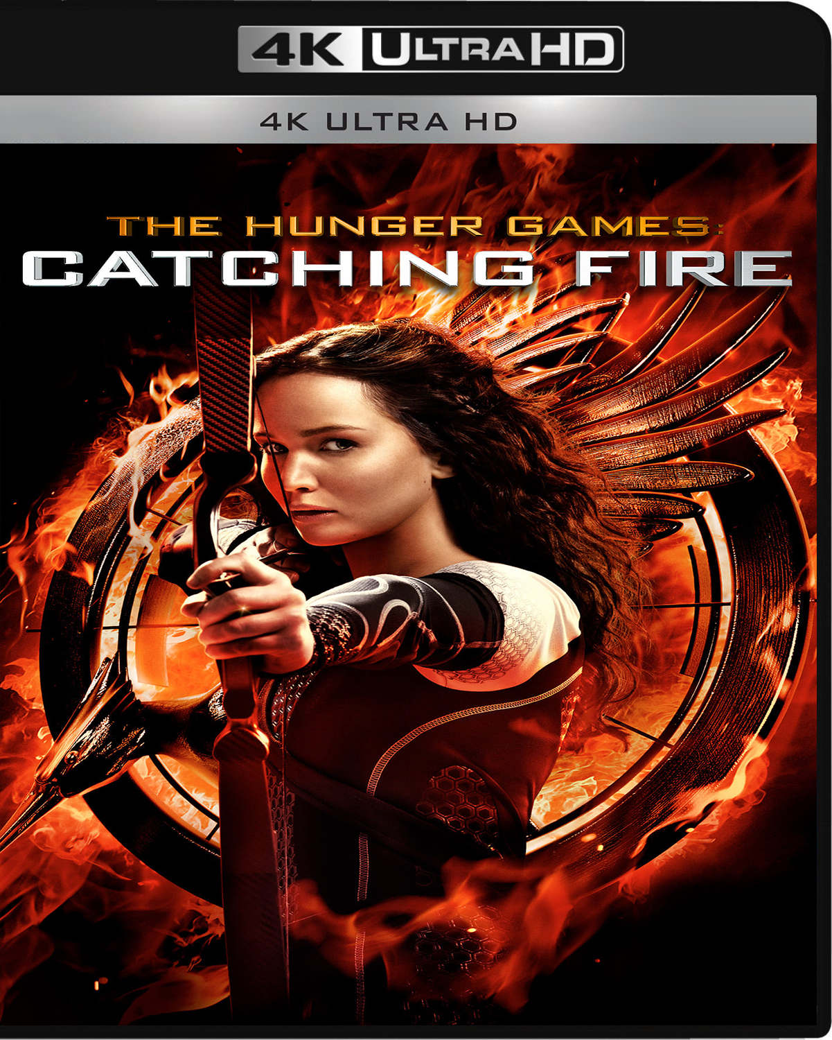 The Hunger Games: Catching Fire [2013] [UHD] [2160p] [Latino]