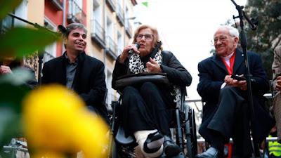Carmena, Podemos, promesas, comunismo, Madrid