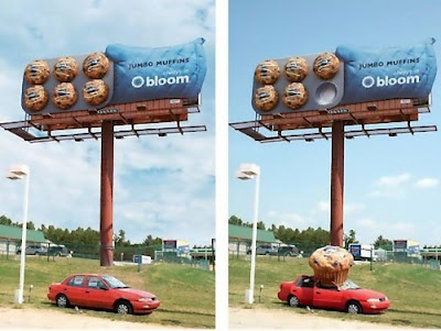 Creative Advertisements Using Oversized Objects (15) 8